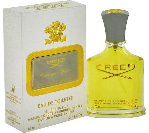 perfume Orange Spice Cologne