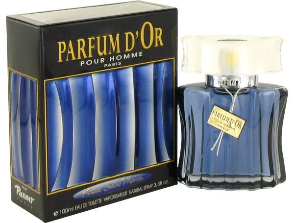 perfume Parfum D'or Cologne
