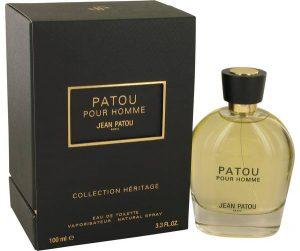 Patou Pour Homme Cologne, de Jean Patou · Perfume de Hombre