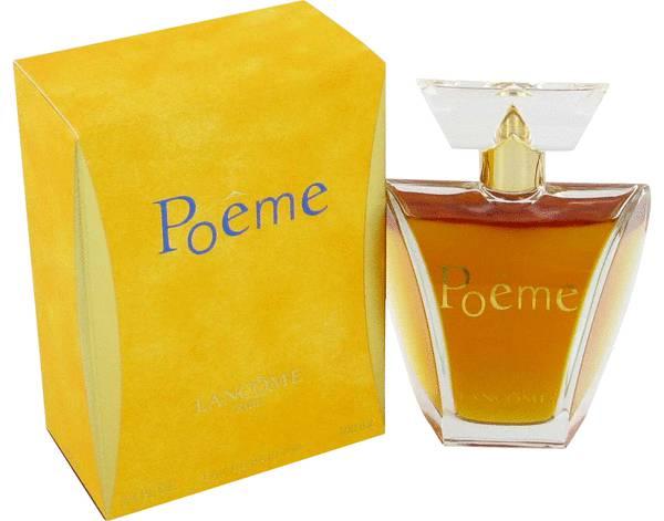 Poeme Perfume De Lancome Perfume De Mujer