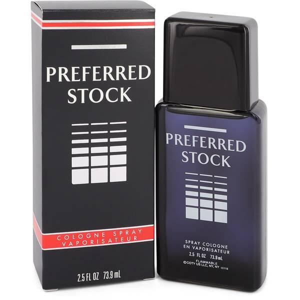perfume Preferred Stock Cologne