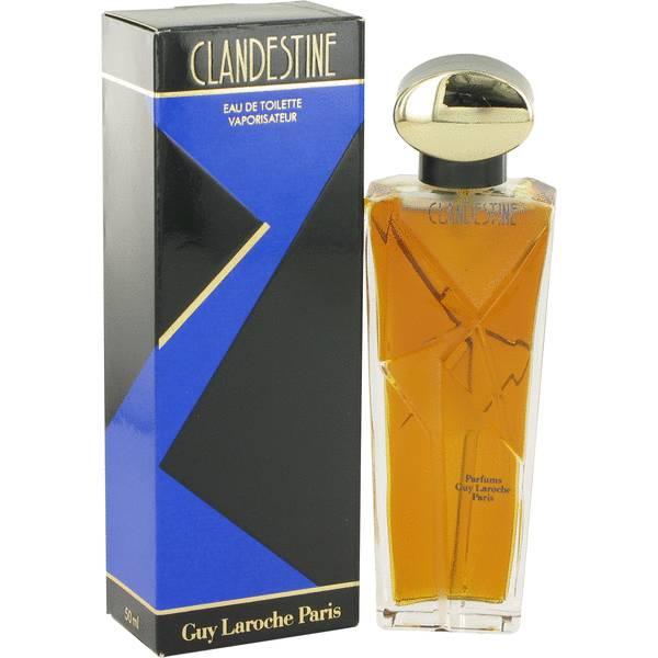 perfume Clandestine Perfume