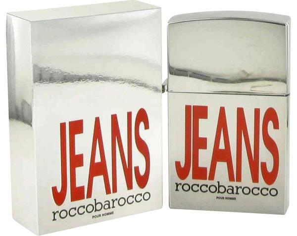perfume Rocco Barocco Silver Jeans Cologne