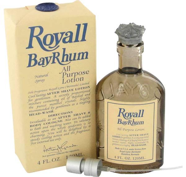 perfume Royall Bay Rhum Cologne