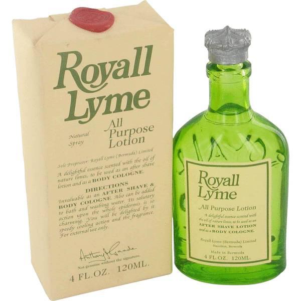 perfume Royall Lyme Cologne