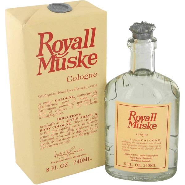 perfume Royall Muske Cologne