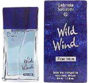 Sabatini Wild Wind Cologne, de Gabriela Sabatini · Perfume de Hombre