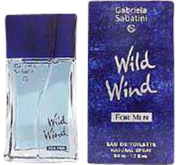 perfume Sabatini Wild Wind Cologne