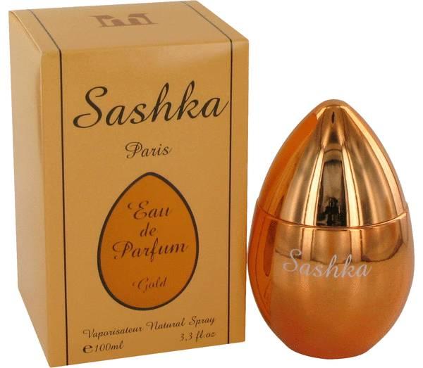 perfume Sashka Gold Perfume