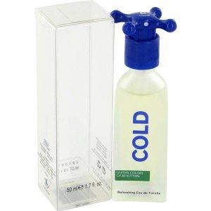Cold Perfume, de Benetton · Perfume de Mujer