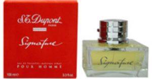 Signature Cologne, de St Dupont · Perfume de Hombre