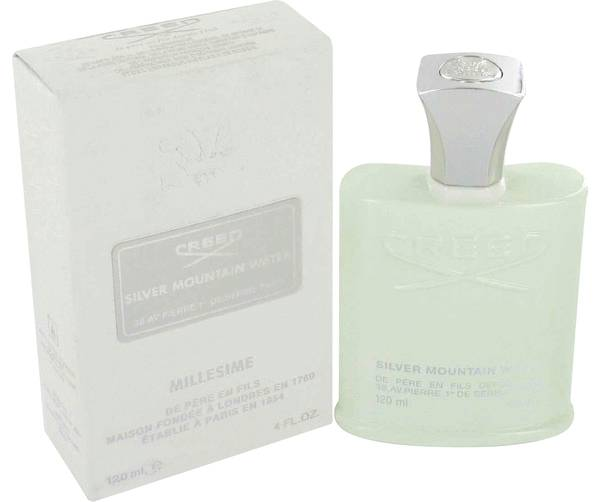 perfume Silver Mountain Water Cologne