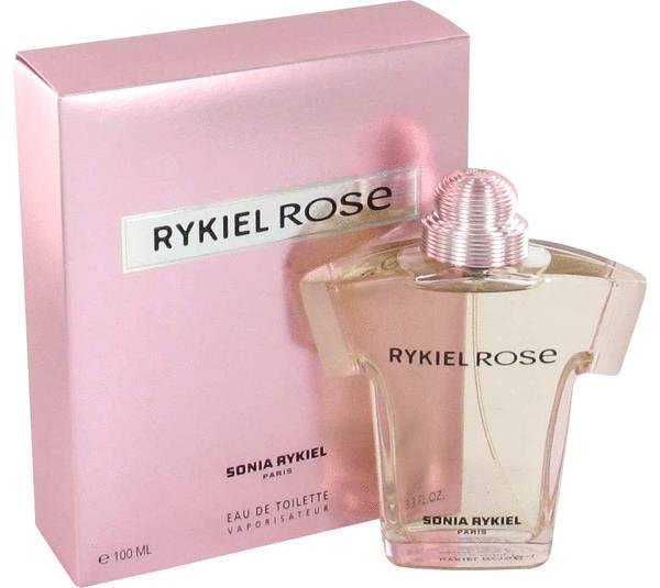 perfume Sonia Rykiel Rose Perfume