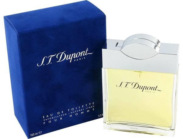 perfume St Dupont Cologne
