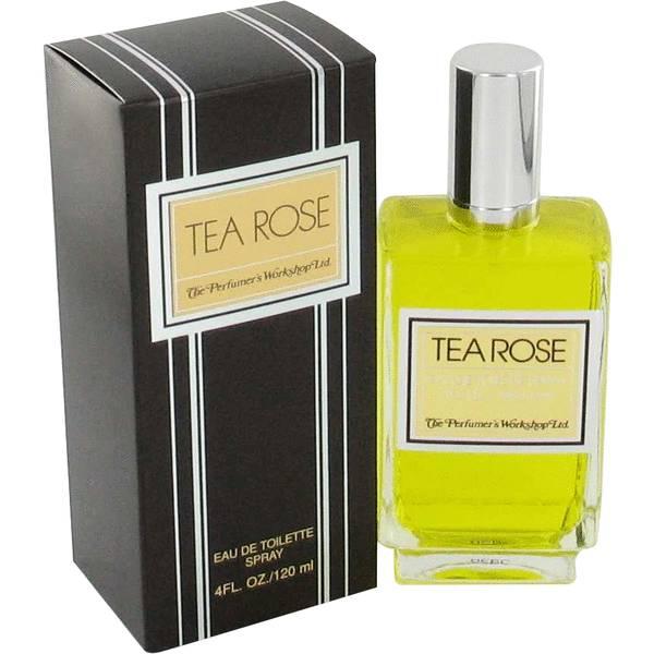 perfume Tea Rose Perfume
