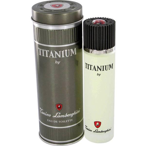 perfume Titanium Lamborghini Cologne
