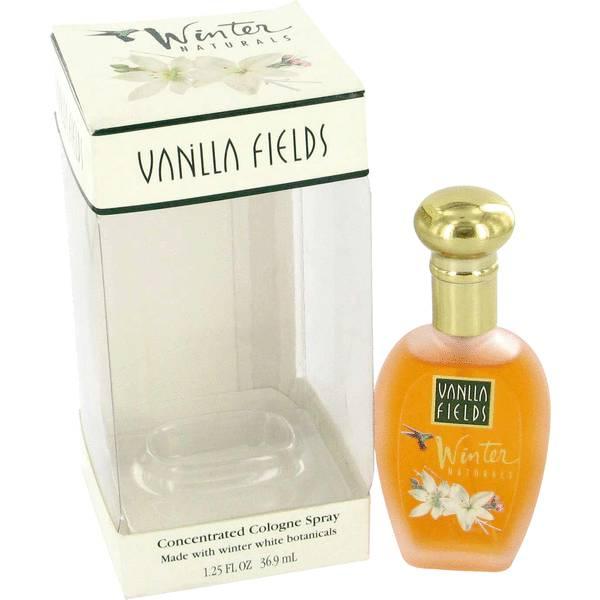 perfume Vanilla Fields Winter Perfume