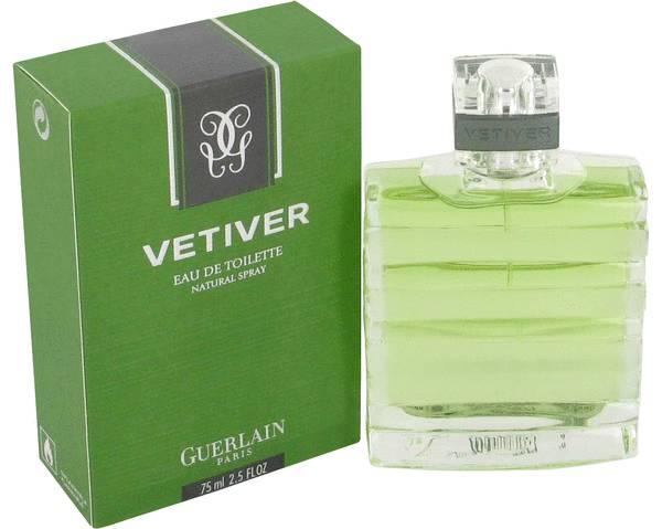 perfume Vetiver Guerlain Cologne
