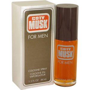 Coty Musk Cologne, de Coty · Perfume de Hombre