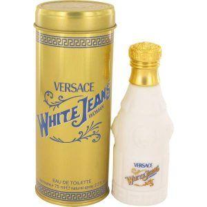 White Jeans Perfume, de Versace · Perfume de Mujer