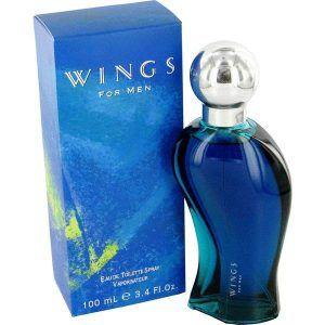 Wings Cologne, de Giorgio Beverly Hills · Perfume de Hombre