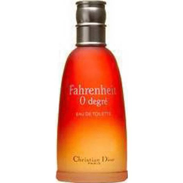 perfume Fahrenheit 0 Degree (zero) Cologne
