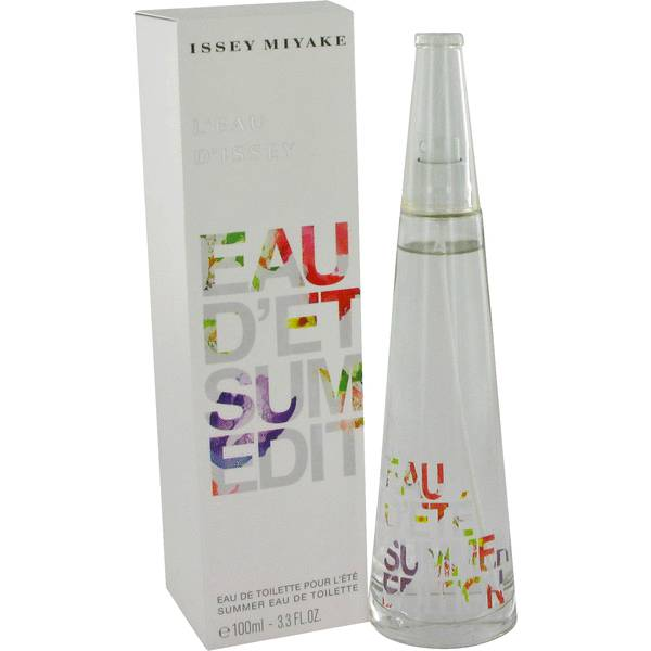 perfume Issey Miyake Summer Fragrance Perfume