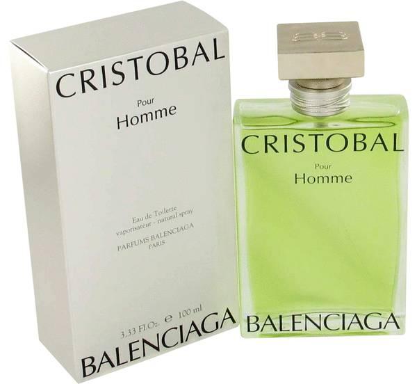 perfume Cristobal Cologne