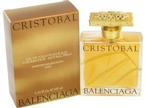 Cristobal Perfume, de Balenciaga · Perfume de Mujer