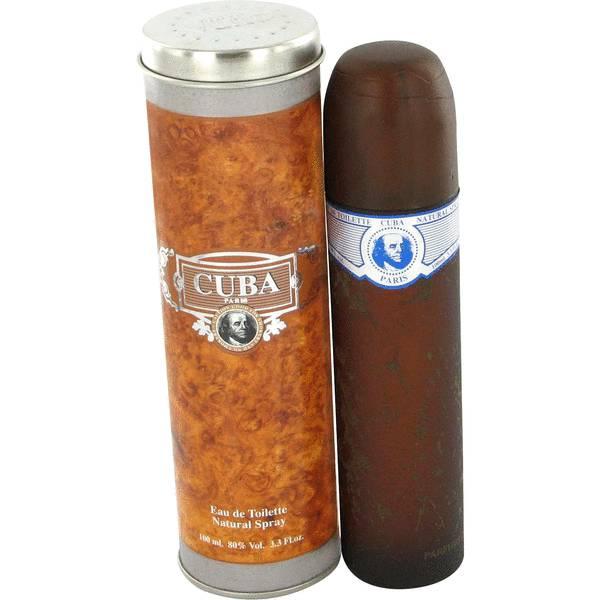 perfume Cuba Blue Cologne