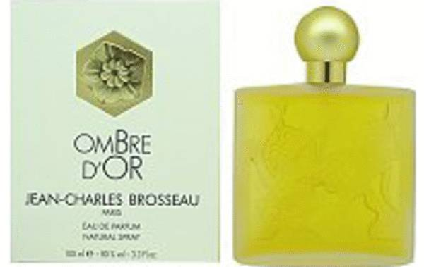 perfume Ombre D'or Cologne