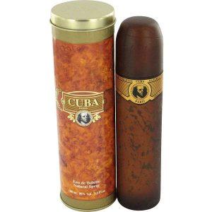 Cuba Gold Cologne, de Fragluxe · Perfume de Hombre