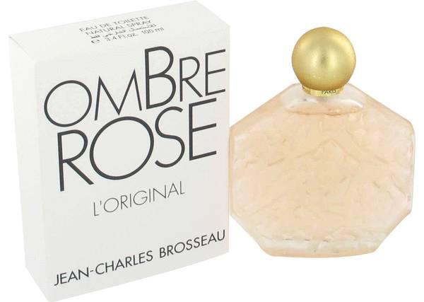 perfume Ombre Rose Perfume
