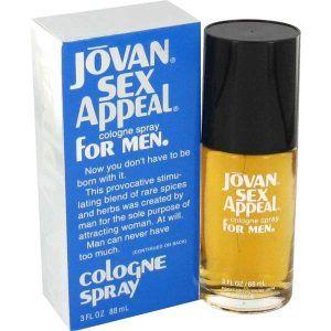 Sex Appeal Cologne, de Jovan · Perfume de Hombre