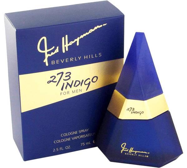 perfume 273 Indigo Cologne