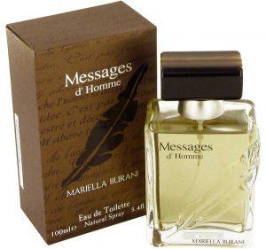 Messages Cologne, de Mariella Burani · Perfume de Hombre