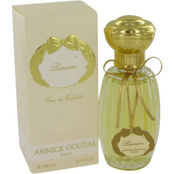 perfume Annick Goutal Passion Perfume