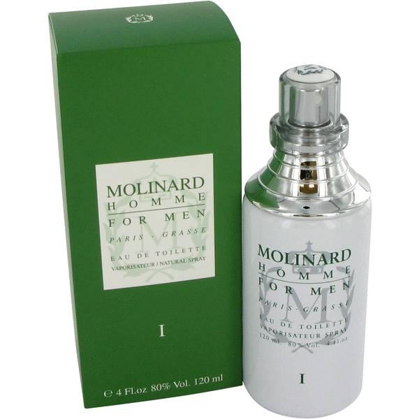 perfume Molinard I Cologne