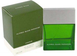 Paradise Cologne, de Alfred Sung · Perfume de Hombre