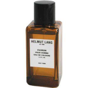 Cuiron Cologne, de Helmut Lang · Perfume de Hombre