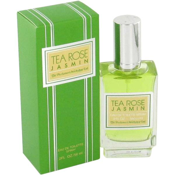 perfume Tea Rose Jasmine Perfume