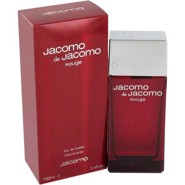 perfume Jacomo De Jacomo Rouge Cologne