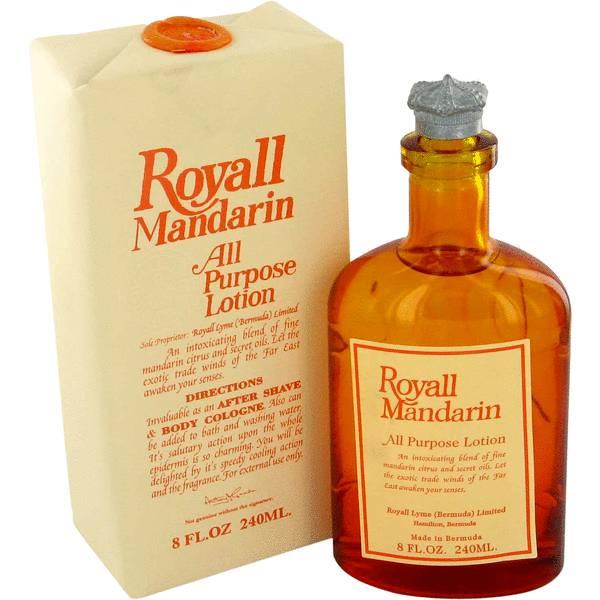 perfume Royall Mandarin Cologne