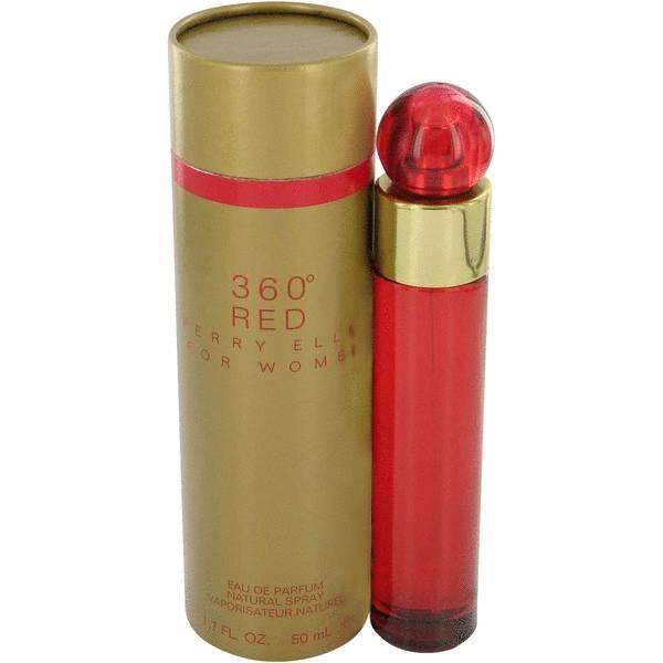 perfume Perry Ellis 360 Red Perfume
