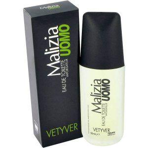 Malizia Uomo Cologne, de Vetyver · Perfume de Hombre