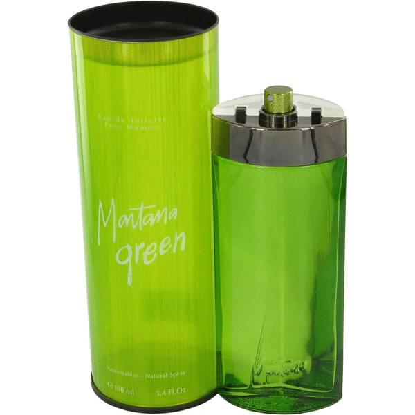 perfume Montana Green Cologne