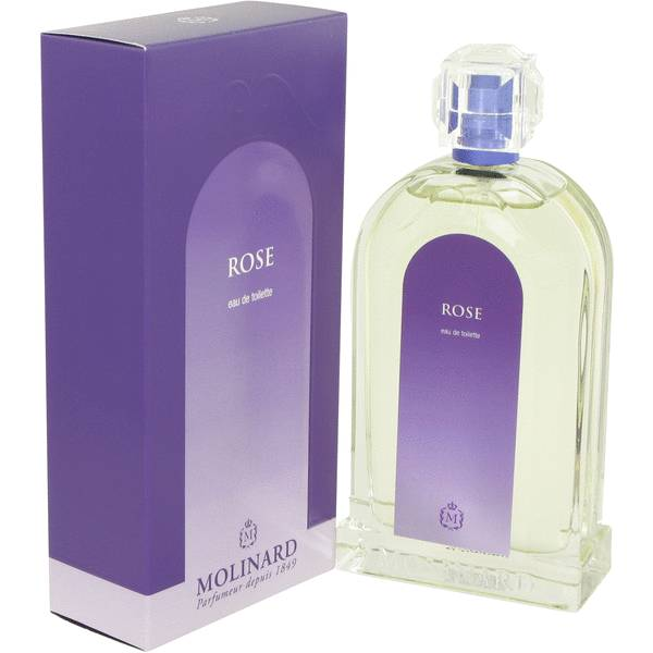 perfume Les Senteurs Rose Perfume
