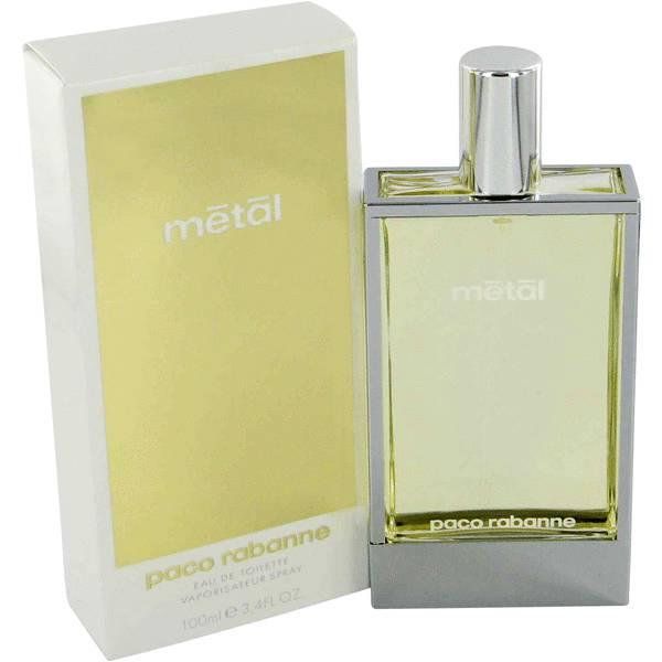 perfume Metal Perfume