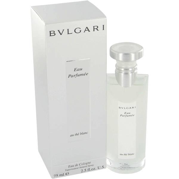 perfume Bvlgari White Perfume