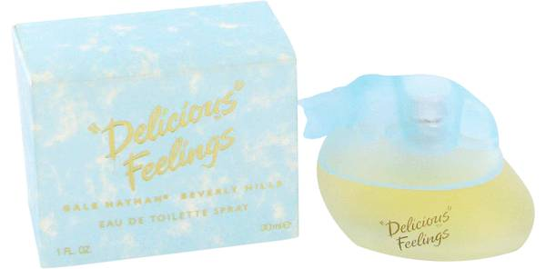 perfume Delicious Feelings Perfume